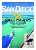The travel issue: San Diego