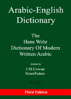 arabic-english-dictionary-the-hans-wehr-dictionary-of-modern-written-arabic.pdf