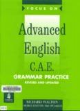Advanced English CAE Grammar Practice - BEA Shop
