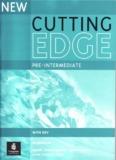 New Cutting Edge Pre-intermediate Workbook With Key.pdf