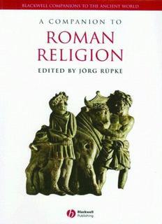 A Companion Roman Religion - Spiritual Minds