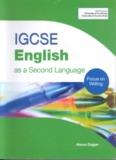 IGCSE English as a Second Language (Alison Digger)