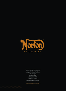 Norton Motorcycles