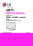 LED TV SERVICE MANUAL - lcd-television-repair.com