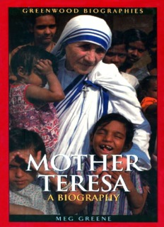 Mother Teresa - A Biography