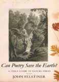 Can Poetry Save the Earth?