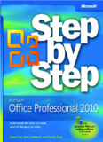 Microsoft Office Professional 2010 Step by Step eBook