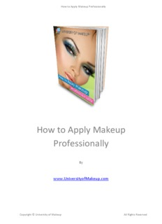 How to Apply Makeup Professionally ( ebfinder.com ).pdf