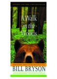 Bill Bryson - A Walk in the Woods  Rediscovering America on the Appalachian Trail