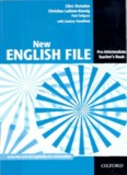 new english file pre intermediate teachers book 1