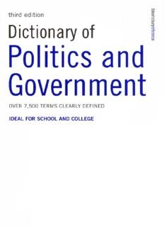 Colin - Dictionary Of Politics And Government.pdf ( ebfinder.com ).pdf