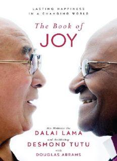 The Book of Joy - Dalai Lama