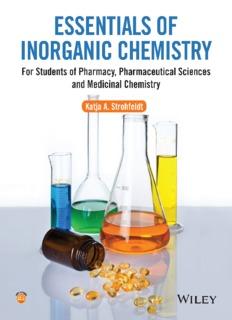 Free PDF Essentials of Inorganic Chemistry|jee neet prep|