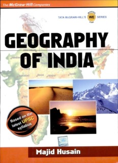 Indian Geography By Majid Hussain Pdf