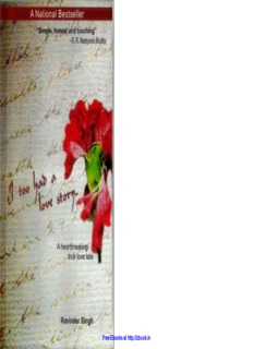 I Too Had A Love Story-Ravinder Singh_zbook.in