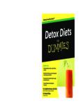 Detox Diets For Dummies