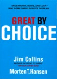 Great By Choice – Thriving in Uncertainty