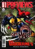 April 2013 Marvel Previews - Mail Order Comics
