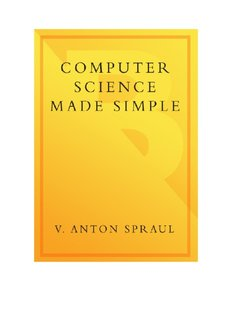 Computer Science Book Pdf File
