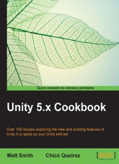Unity 5.x Cookbook.pdf