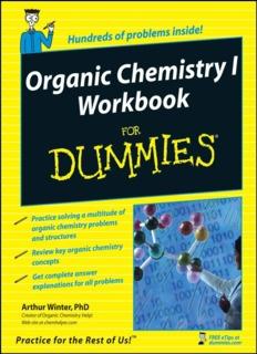 Organic Chemistry for DUMMIES