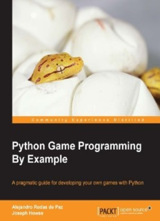 Python Game Programming By Example.pdf