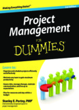 Project Management For Dummies, 3rd Edition - Computer
