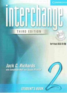 Interchange Third Edition Intro Pdf