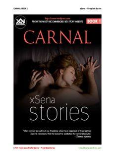 CARNAL: BOOK 1 xSena – Pinoy Sex Stories