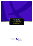 Guide To - Rich Dad Education's Online Real Estate Training