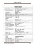Mandatory Disclosure Mandatory Disclosure - R V College of