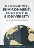 geography, environment, ecology & biodiversity
