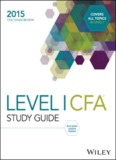 Wiley Study Guide for 2015 Level I CFA Exam