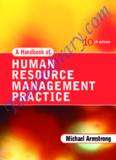 A Handbook of HUMAN RESOURCE MANAGEMENT PRACTICE A