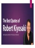 The Best Quotes of Robert Kiyosaki