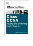Cisco CCNA Routing and Switching ICND2 200-101 Official Cert