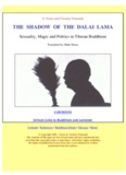 the shadow of the dalai lama