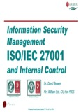 ISO/IEC 27001 - Gamma Secure Systems Limited