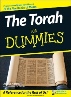 The Torah For Dummies ( ebfinder.com ).pdf