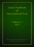Asian Yearbook of International Law Asian Yearbook of International Law