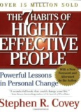 Seven Habits of Highly Effective People - PHILOMATHS