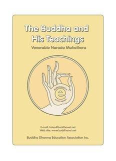 The Buddha and His Teachings - BuddhaNet