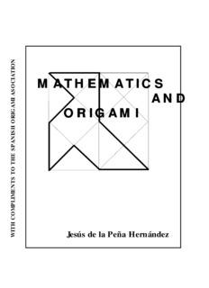 Mathematics and Origami.pdf