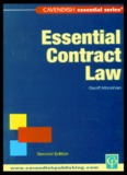 Essential Contract Law, Second Edition