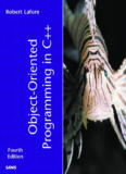 Download Object Oriented Programming in C++ 4th Edition by
