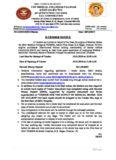 Tender for supply of Medical books for ESIC Medical College & PGIMSR K.K.