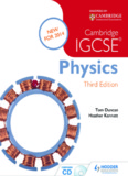Cambridge IGCSE Physics by Tom Duncan and Heather Kennett