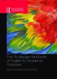 Handbook of English for Academic Purposes