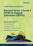GCSE English Literature 2013 For the GCSE English Literature specification for first teaching
