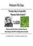 "Fibonacci Ratio Analysis"""